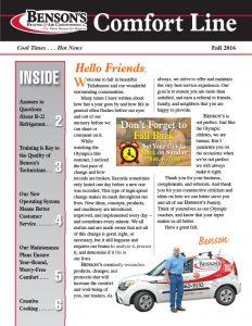 Bens 1477 2016 Fall Newsletter 1